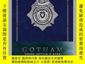 二手書博民逛書店Gotham罕見Hardcover Ruled JournalY410016 . Warner Bros. C