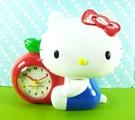 【震撼精品百貨】Hello Kitty 凱蒂貓~造型鬧鐘+存錢筒#72579