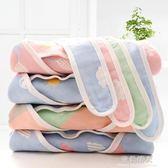 楠冰6層純棉紗布抱被嬰兒抱毯90*90被子春秋夏季薄款新生兒包被 完美情人精品館