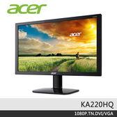 【免運費】Acer 宏碁 KA220HQ 22型 21.5吋 薄邊框 顯示器 / 三年保