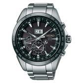 SEIKO ASTRON GPS未來極限不銹鋼太陽能腕錶/8X42-0AC0D/SSE149J1