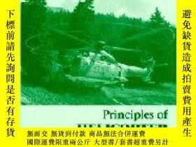 二手書博民逛書店Principles罕見Of Helicopter AerodynamicsY256260 Leishman,