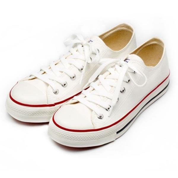 6661 愛麗絲的最愛 台灣製造 基本款舒適軟底帆布鞋/全黑帆布鞋 /情侶款帆布鞋 *(現貨+預購)