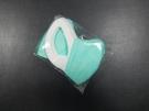 BNN鼻恩恩醫用超立體3D口罩@兒童-綠色@一盒50片 台灣製造 SGS合格 寬版無痛耳帶 無異味