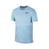 Nike 短袖T恤 Pro Dri-FIT Top 藍 黑 男款 運動 訓練 【ACS】 CJ4612-446