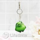 ﹝憤怒鳥壓克力發光鑰匙圈﹞正版 LED燈吊飾 鑰匙扣 Angry Birds 〖LifeTime一生流行館〗