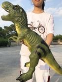 大號恐龍玩具男孩仿真動物模型套裝 cf 全館免運
