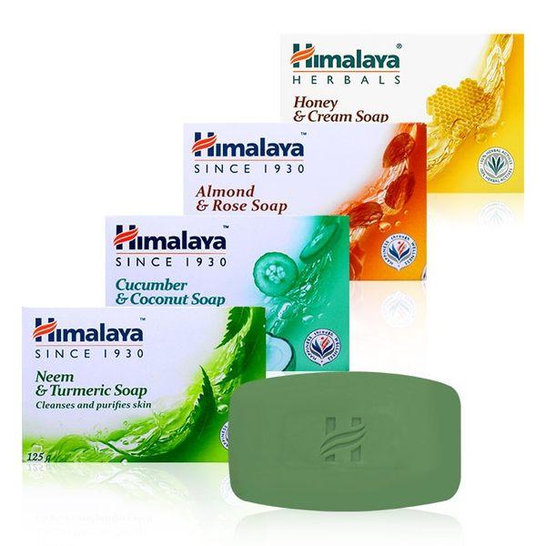 印度 Himalaya 喜馬拉雅 保濕香皂 125g 四款可選 ◆86小舖 ◆