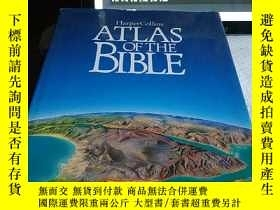 二手書博民逛書店1987年罕見一版 the times atlas of the