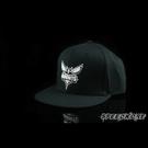 創信 NBA SNAPBACK 棒球帽 嘻哈帽 黑白 黃蜂 # 8531303-009 ☆speedkobe☆