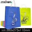 【特價】90個批發 HFPWP 防水購物袋380*275*110mm PP環保無毒 台灣製 BEJS315-100