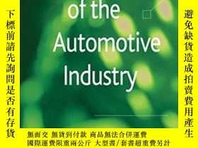 二手書博民逛書店The罕見Greening Of The Automotive Industry-汽車工業的綠色化Y43663