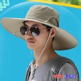 遮陽帽 漁夫帽 可折疊 漁夫帽 遮陽帽 釣魚帽 太陽帽