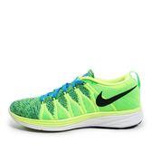 WMNS Nike Flyknit Lunar2 [620658-701] 女鞋 慢跑 運動 休閒 螢黃 黑