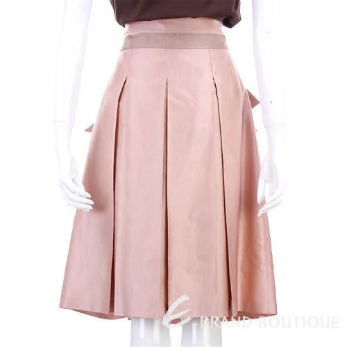 KENZO-antonio marras 粉紅色蝴蝶結造型及膝裙 0910176-05