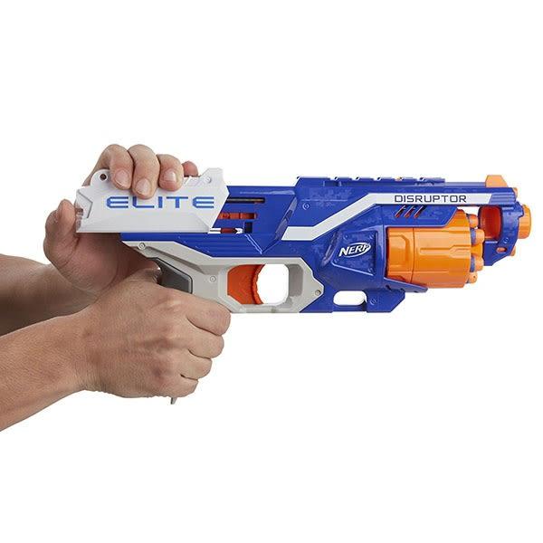 NERF兒童射擊玩具 孩之寶Hasbro 菁英系列 強襲分裂者 B9838