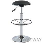 【耀偉】氣壓高吧椅D406-餐椅/會客椅/洽談椅/工作椅/吧檯椅/造型椅/高腳椅/