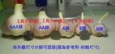 雲林莿桐黑葉食品級烘培阿信小B級(乾蒜頭),特價優惠中990元/10斤(含運)