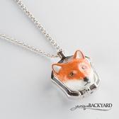 yunique Backyard  狐狸頭項鍊