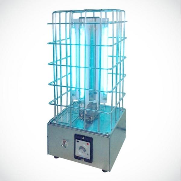 來而康 不鏽鋼 可提攜式紫外線殺菌機 20坪空間專用 紫外線 滅菌機 UV燈 空氣清淨