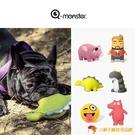 寵物狗狗玩具乳膠發聲毛絨擺件恐龍豬豬小怪獸玩具【小獅子】