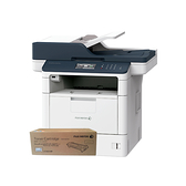 FujiXerox DocuPrint M375z 黑白無線雙面傳真雷射多功複合機 搭一支CT203109原廠碳粉匣