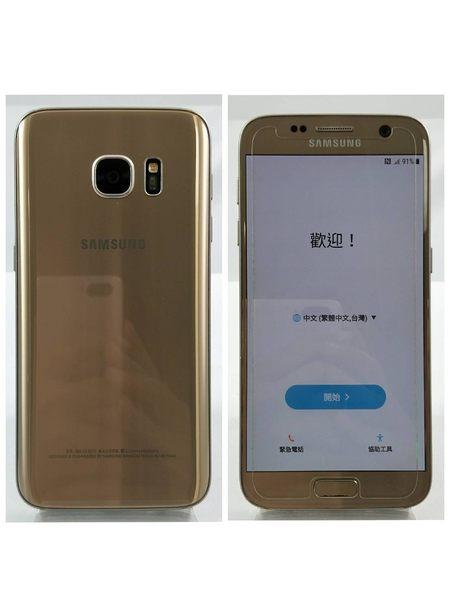 ☆胖達3C☆SAMSUNG S7 G930 4G/32G 金 90%新 微烙印 高價收購手機 #4