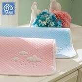 嬰兒床墊睡墊嬰兒隔尿墊 防水透氣寶寶隔尿墊 月經墊 兒童棉質可洗床墊
