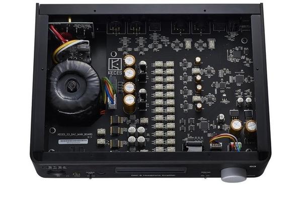 KECES推薦名展音響專賣店 S3 USB DAC/前級/耳機擴大機 耳擴 ES9026 PRO 4PIN XLR平衡