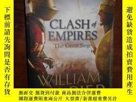 二手書博民逛書店Clash罕見of Empires the Great Sieg