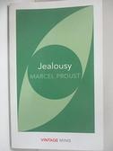 【書寶二手書T2/原文小說_A1S】Jealousy: Vintage Minis_Marcel Proust