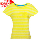 【The North Face 女款 LOGO短袖T恤 粉藍】 NF00CZR9/短袖/T恤排汗衣★滿額送