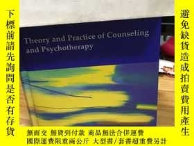 二手書博民逛書店Theory罕見and practice of consultation and psycho 32开精装Y1