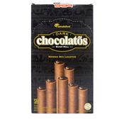 黑雪茄巧克力威化捲320g【愛買】
