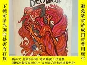 二手書博民逛書店敘事長詩罕見貝奧武夫 Beowulf (A Mentor Boo