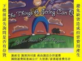 二手書博民逛書店Things罕見a string can be牽繩子的男孩Y23