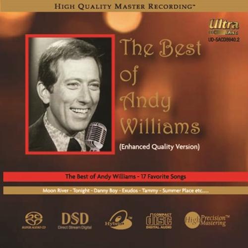【停看聽音響唱片】【SACD】Andy Williams:The Best Of Andy Williams