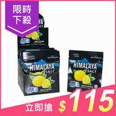 BF 薄荷玫瑰鹽檸檬糖(15g x 12入)盒裝【小三美日】himalaya salt $120