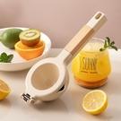 半房手動榨汁機 渣汁分離 手工檸檬夾家用小型便攜式水果壓汁神器 快速出貨