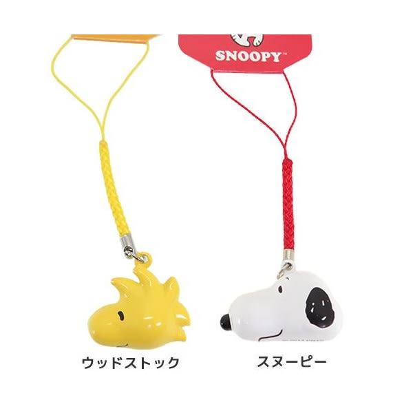 史努比 鈴鐺手機吊飾 吊飾 糊塗塔克款 Woodstock 日本正版 該該貝比日本精品 ☆
