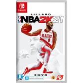 【NS 遊戲】任天堂 Switch NBA 2K21 美國職業籃球《中文版》