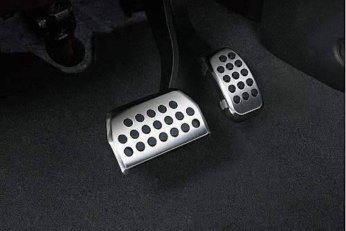 莫名其妙倉庫 【MP005 原廠 金屬踏板油門煞車】 福特 Ford New Mondeo 不鏽鋼 腳踏板 VOLVO S80 XC60 V60