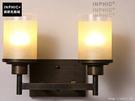 INPHIC- 美式鄉村風格臥室牆燈歐式復古走廊玻璃單頭鐵藝蠟燭台壁燈-E款_S197C