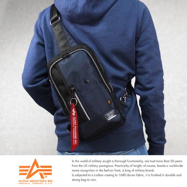 限量現貨【ALPHA】日本品牌 斜背包 雙層 腳踏車包 B5 單肩後背包 IPad大小 9個口袋 F167