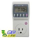 [美國直購] P3 International P4460 Kill A Watt EZ Electricity Usage Monitor 能源偵測器  _TB225