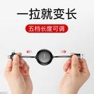 King*Shop~倍思 適用於蘋果安卓Type-C小章魚手機數據線三合一伸縮線 新款