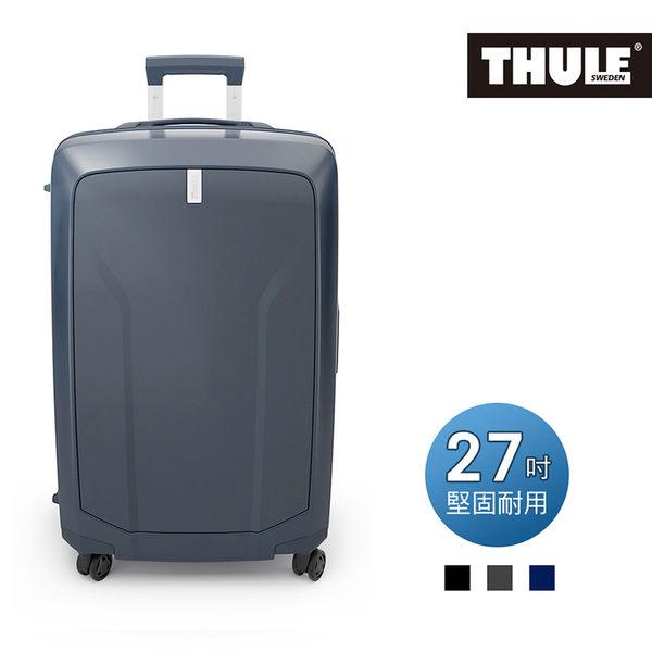 THULE-Revolve 27吋75L行李箱TRMS-127-深藍