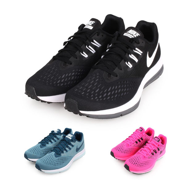 nike ZOOM WINFLO 4 女氣墊慢跑鞋 (免運 路跑 訓練≡體院≡