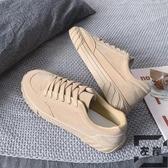 帆布鞋韓版男鞋皮鞋百搭休閒運動板鞋低幫布鞋【左岸男裝】