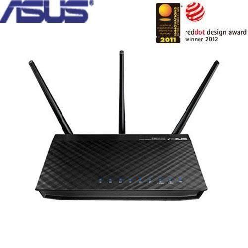 【台中平價鋪】全新 ASUS 華碩 RT-N66U 11n 雙頻 Gigabit 無線分享器